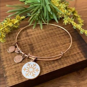Snowflake Alex and ani